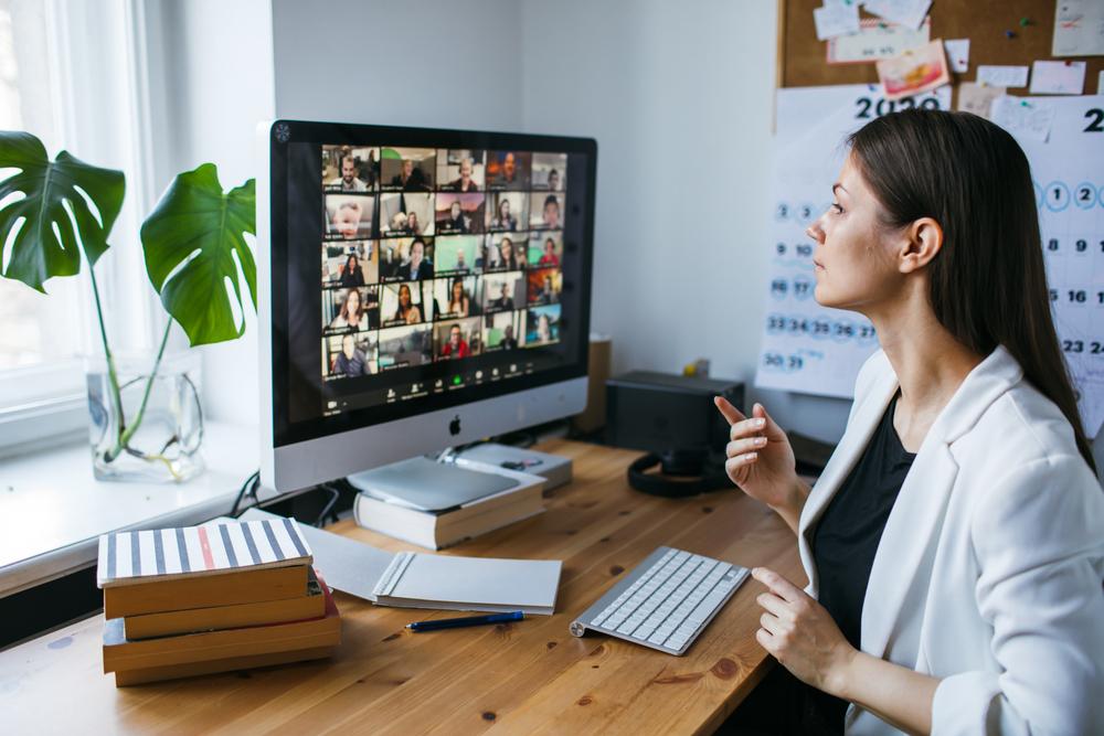 saúde mental no home-office